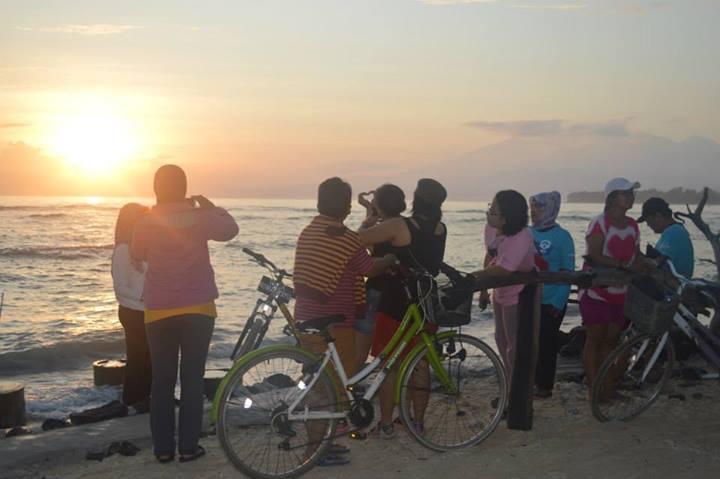 Gili Trawangan Lombok Island, Wisata Lombok
