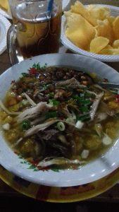 Bubur Sop Mang Ipin