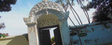 Gerbang Keraton Kasepuhan Cirebon