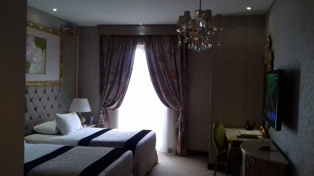 Kamar di Amarossa Royal Hotel Bogor