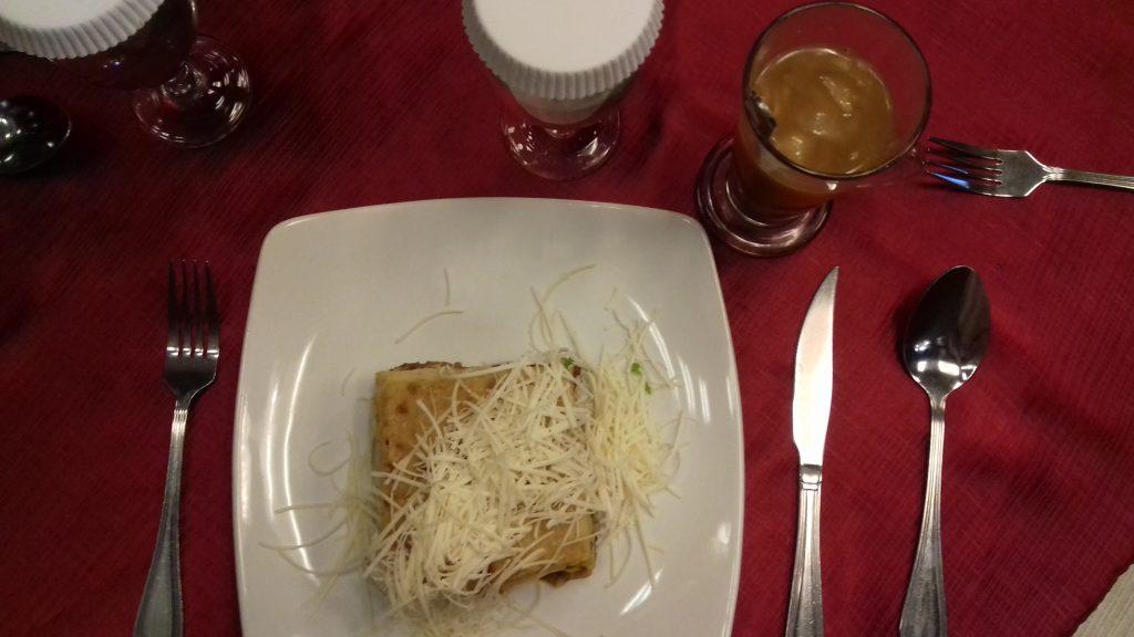 Lasagna ala Braga Permai
