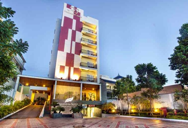 Pajajaran Suites Hotel Bogor