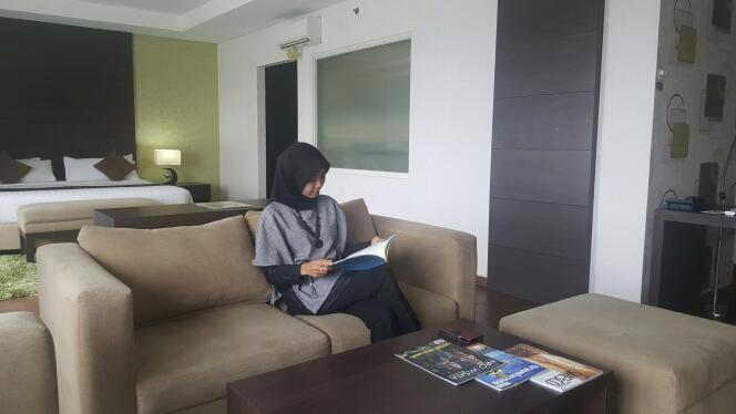 Kamar Suite di Pajajaran Suites Hotel Bogor