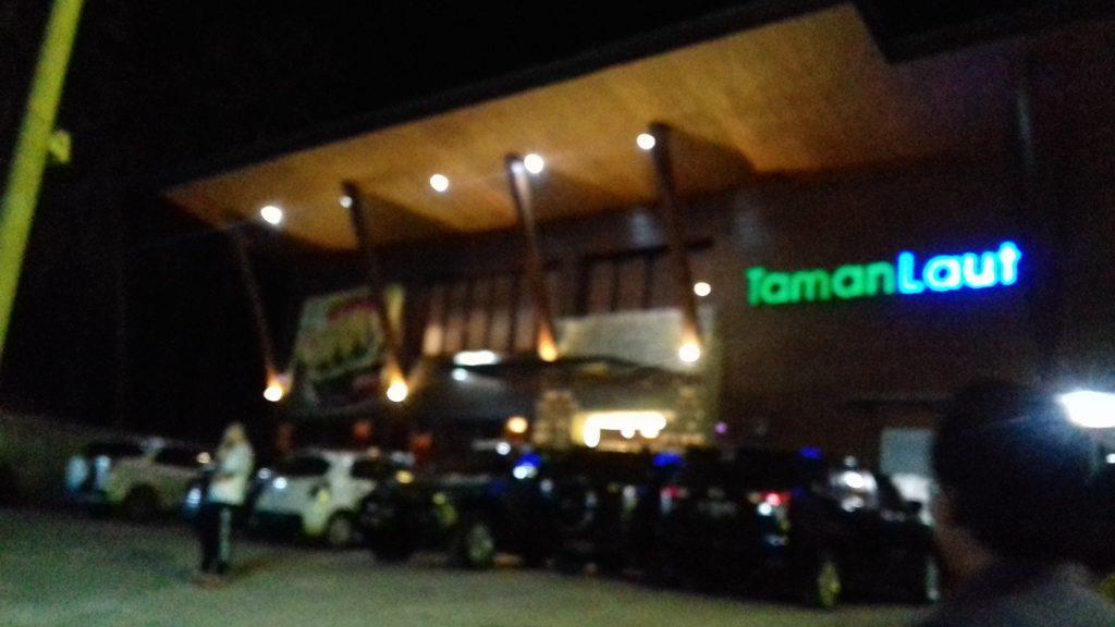 Restaurant Taman Laut