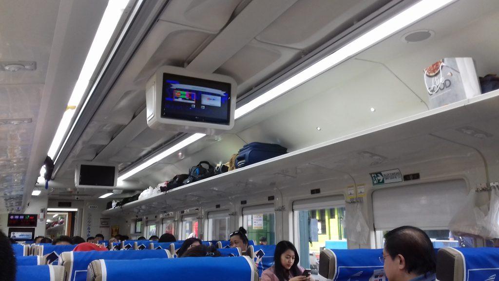 Gerbong Argo Parahyangan Premium