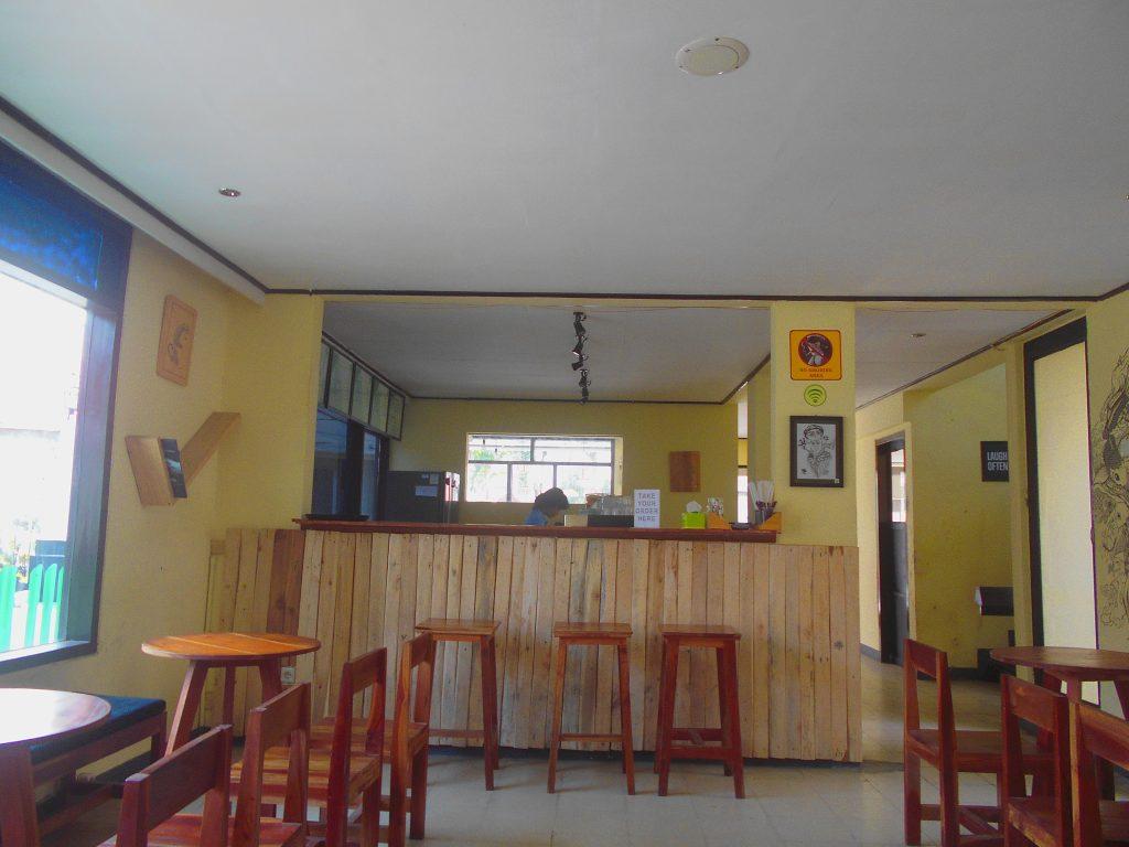 Interior Vercoff Cafe