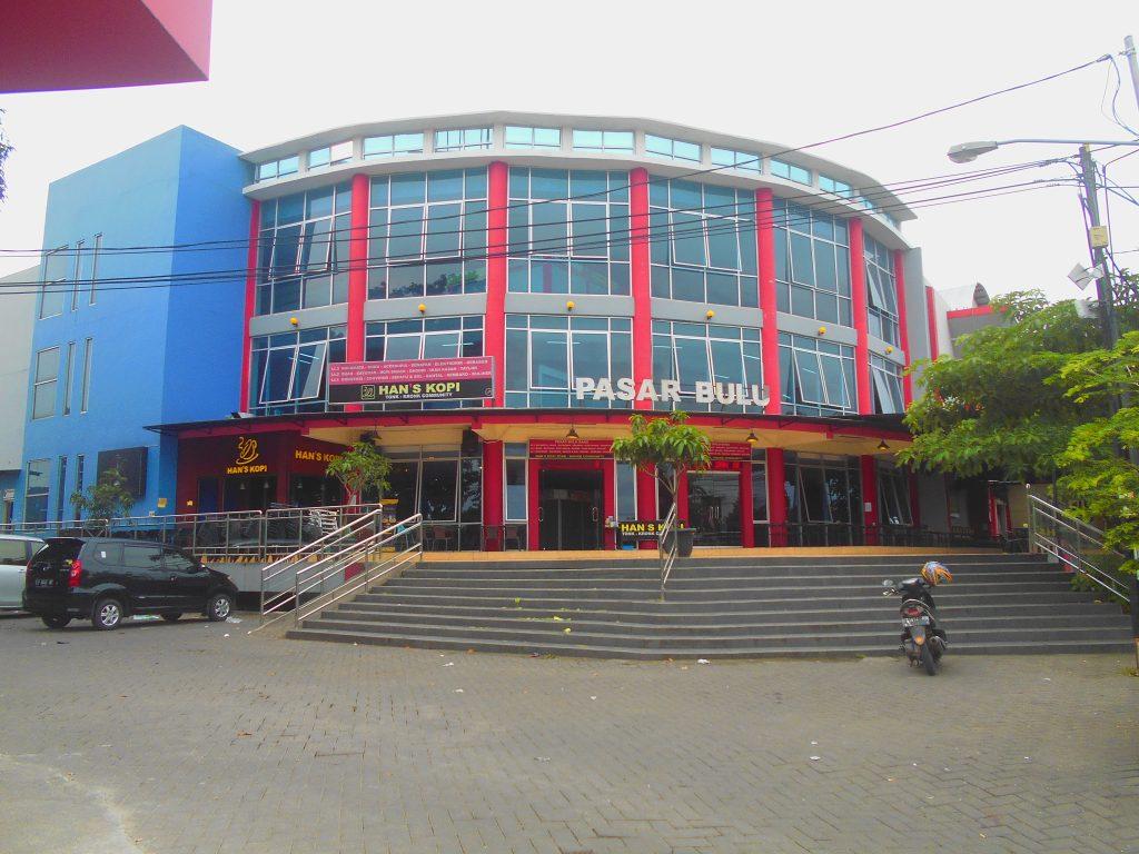 Pasar Bulu Semarang