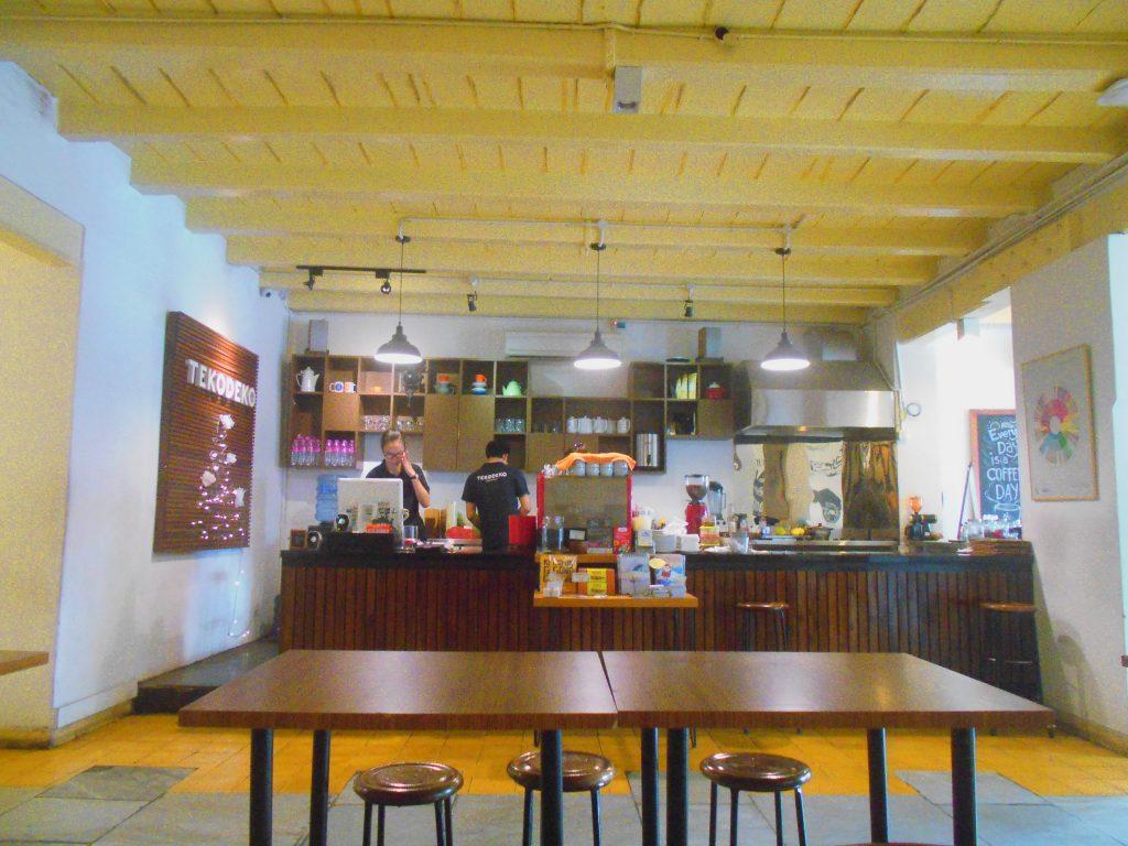 Interior Tekodeko Koffiehuis Semarang