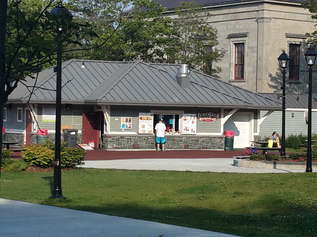 informasi hotel dan tempat jalan-jalan di Canada, bannerman park,