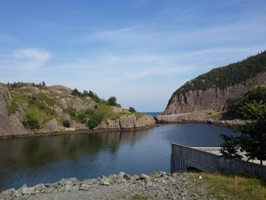 jalan-jalan ke tempat Syuting Goblin Ajusshi di Canada