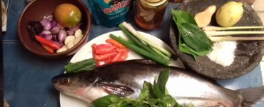 Masak Pindang Ikan Patin Khas Palembang
