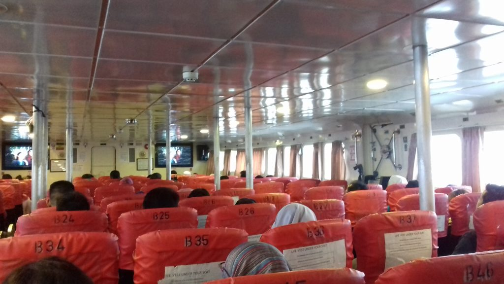 Review Kapal Cepat Express Bahari Banda Aceh–Sabang