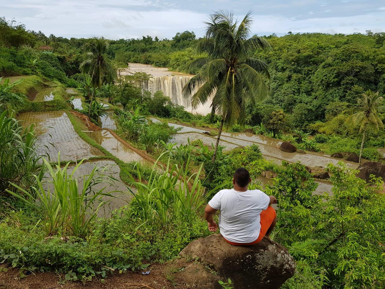 Geopark Ciletuh Sukabumi Global Geopark UNESCO