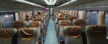 Tipe penumpang kereta api