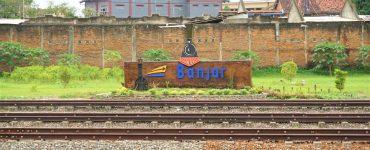 fasilitas stasiun Banjar