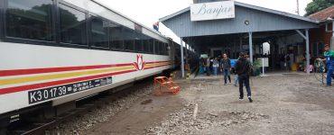 Review Kereta Api Pangandaran Bandung Banjar