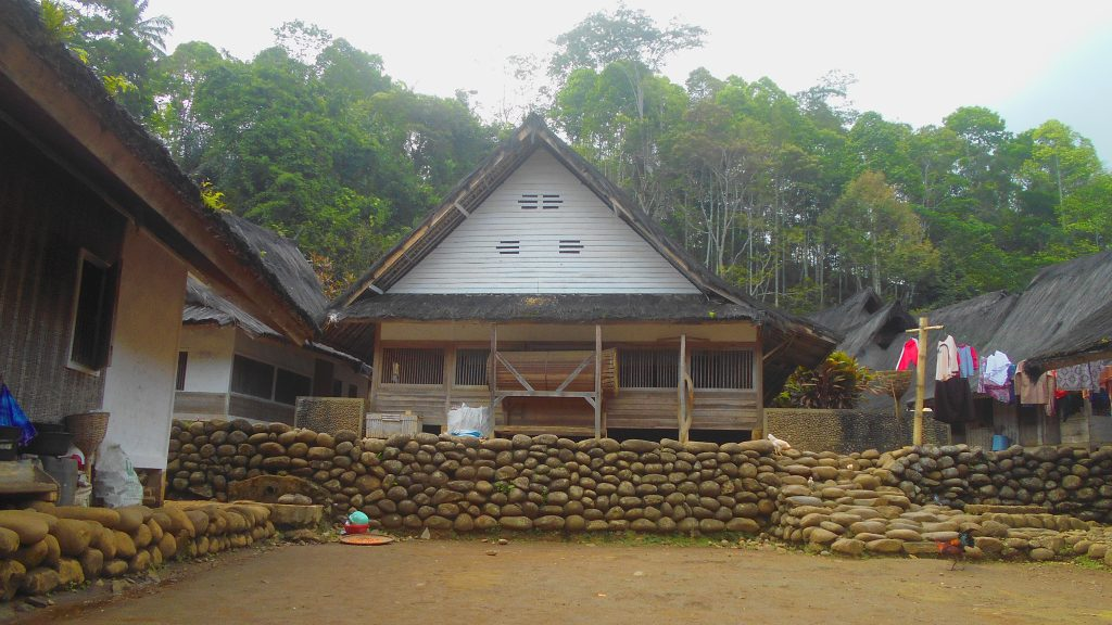 © Masjid di Kampung Naga