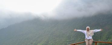 Perjalanan Menuju Gunung Galunggung Tasikmalaya ©