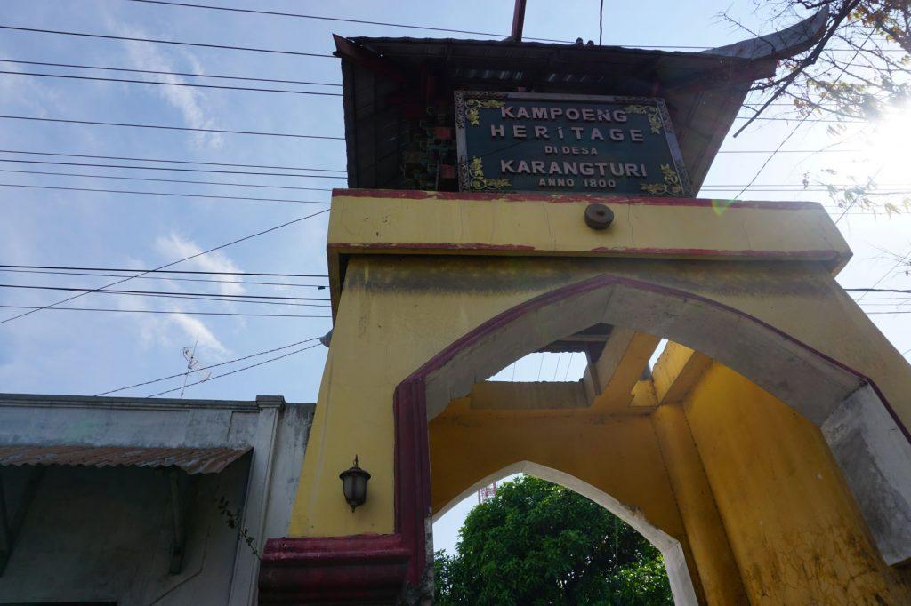 Desa Karangturi Lasem