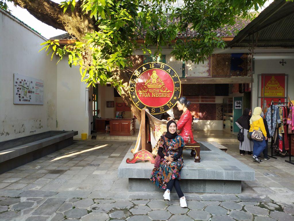 Oemah Batik Lasem