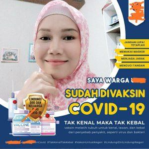 Pengalaman vaksin Covid-19 Sinovac